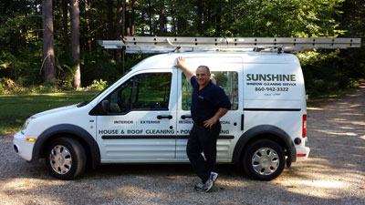 Bob's Window Cleaning Services AKA Sunshine Window Cleaning Services