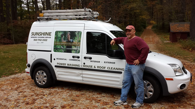 Sunshine Window Cleaning Service Commercial And
